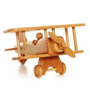 """Деревянная игрушка """"Самолёт"""""""