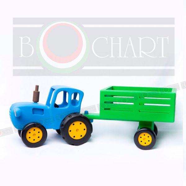 Прицеп для Синего трактора