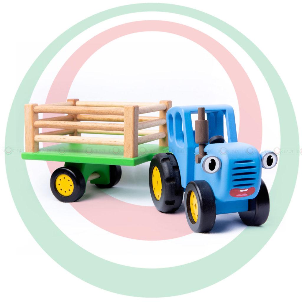 Фабрика деревянной игрушки BochArt
