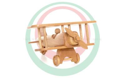 Игрушка деревянная «Самолет»